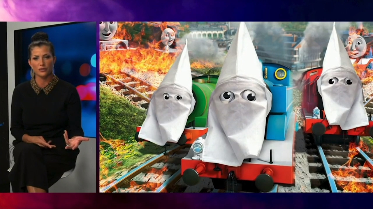 NRA TV puts KKK hoods on Thomas the Tank and friends | The Kansas City Star
