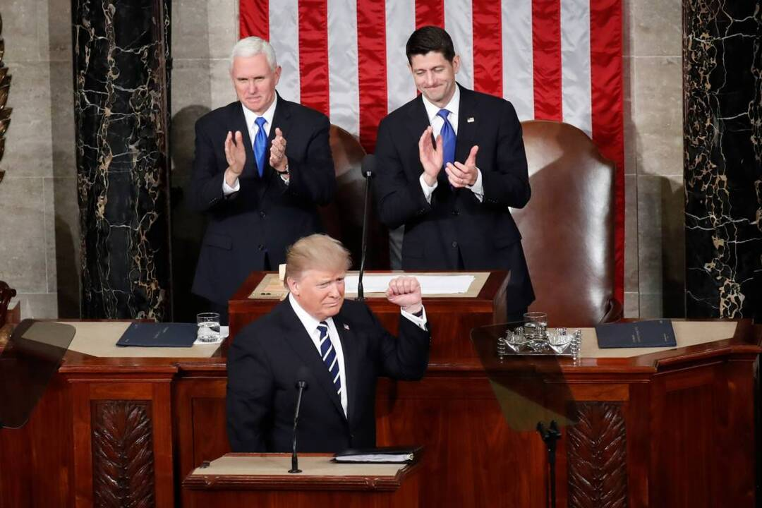 Fact-checking President Trump's speech to Congress