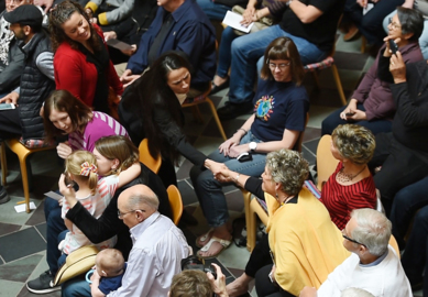 Sharice Davids doesn't commit to 'Medicare for all' or 'Green New Deal' at town hall