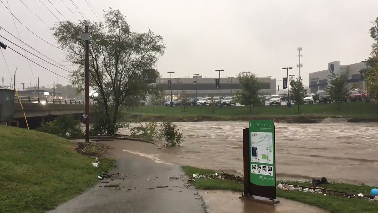 After destruction across Missouri, KC to see a peaceful day before storms hit again