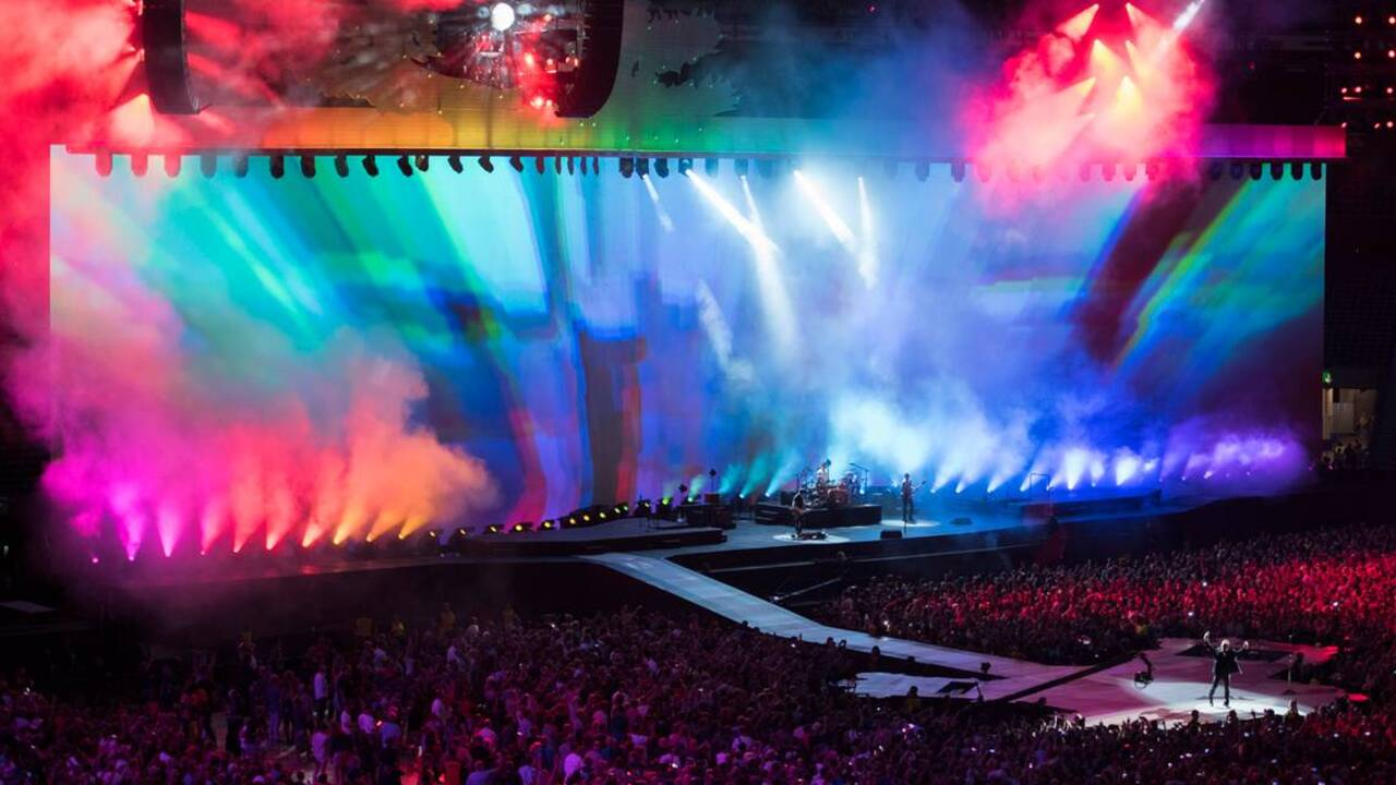 - The Joshua Tree Tour 2020  Arrowhead Stadium  September 12 The stage for U2's Joshua Tree tour is massive. Here's a closer