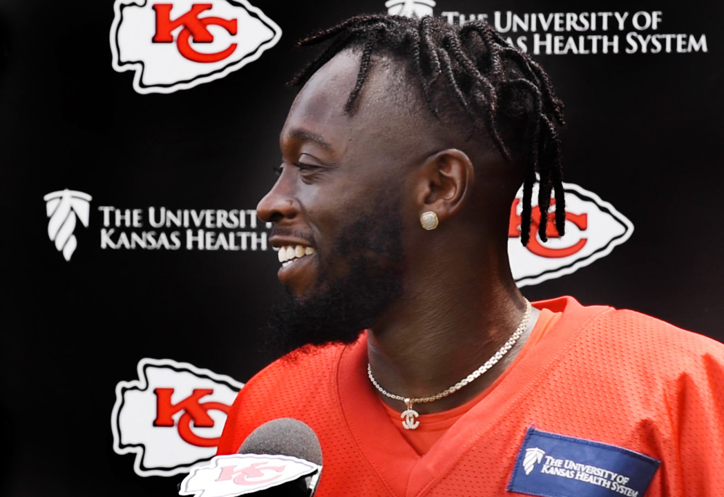 With De'Anthony Thomas' return, Chiefs just picked up an already fast pace
