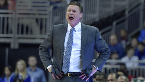 KU basketball is the new No. 1 in this week's AP poll