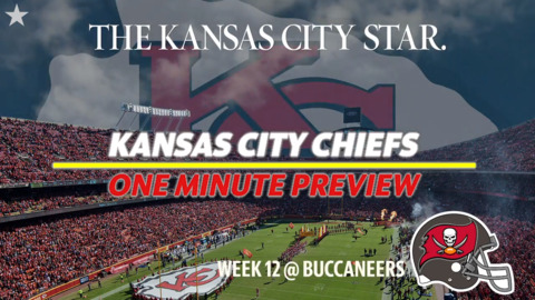 One Minute Preview: Tampa Bay Buccaneers