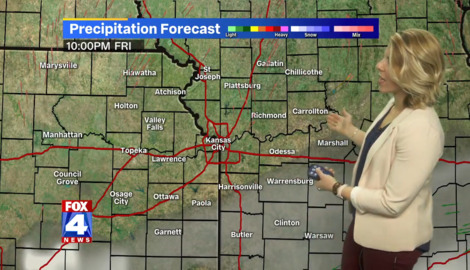 March gets off to a quiet start in Kansas City with ample sunshine expected all week