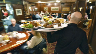 The Golden Ox restaurant will re-open in part of its original location
