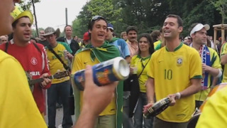Fans always have a good time at the World Cup