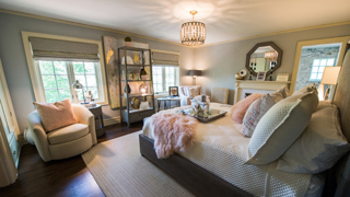Watch how designers transformed this Kansas City colonial mansion