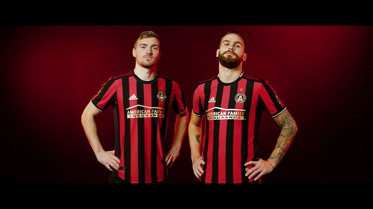 hot sales baed0 dfddd Atlanta United unveil new primary jersey ahead of 2019 ...