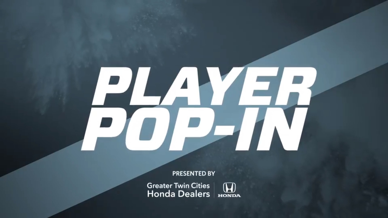 Lovely Player Pop In Presented By Greater Twin Cities Honda Dealers