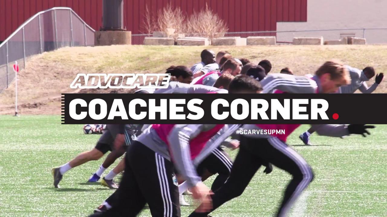 Advocare Coaches corner