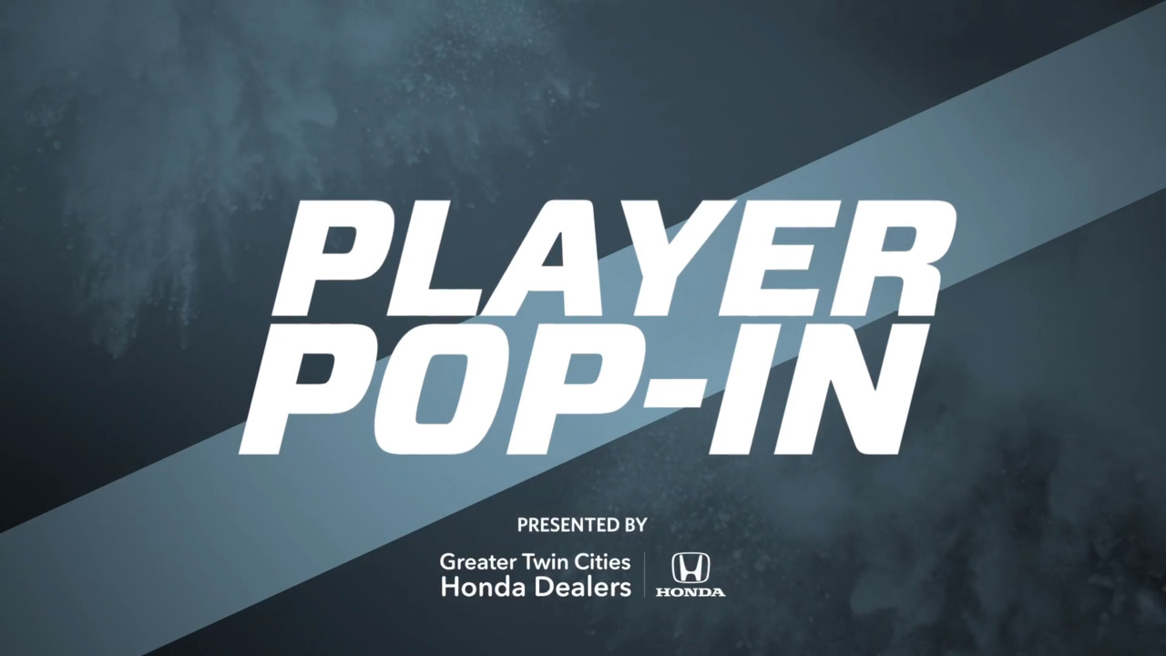 Charming Player Pop In Presented By Greater Twin Cities Honda Dealers