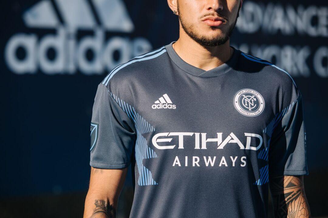 6db5f52df New York City FC unveil new secondary jersey for 2018 season   MLSsoccer.com