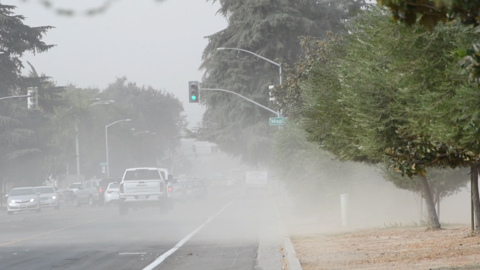 Creek Fire update: First real rain hits Fresno area. What it means for firefighters
