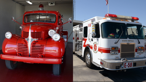 No more contract with Fresno. Who's fighting fires in Kerman, Biola and west of 99?