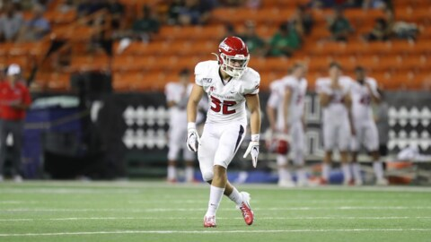 Bulldogs true freshman Evan Williams turns opportunity in secondary into Mountain West honors