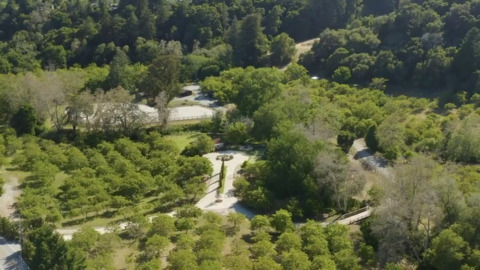 55-acre Santa Cruz ranch with ocean views, owned by O'Neill daughter, heads to auction