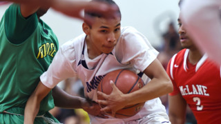 East/West girls and boys All-Star basketball action