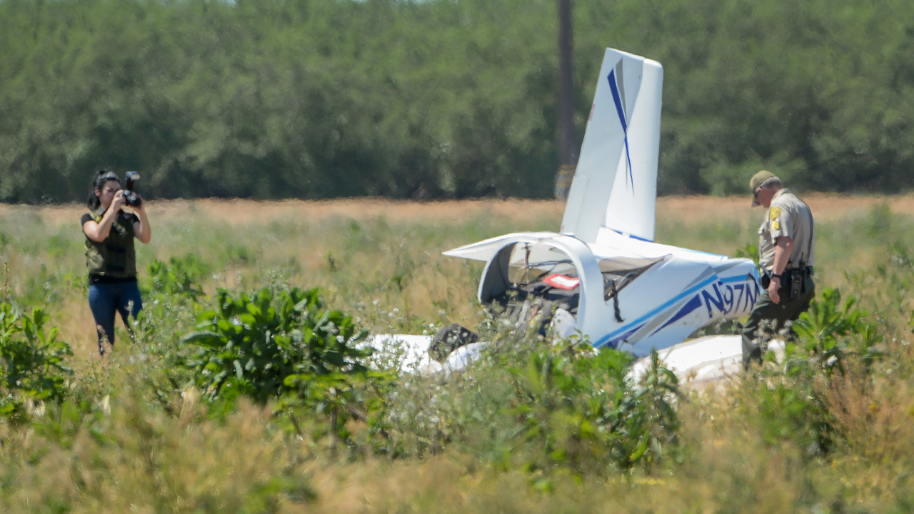 Two dead after plane crashes in Madera County CA | The
