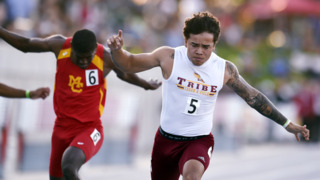 Day 1 action from CIF State Track & Field Championships