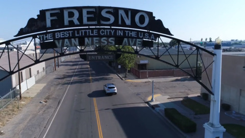 See preview for Haron Jaguar's Fresno-centric Super Bowl commercial