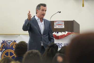 Here's what Californians want Gavin Newsom to deliver. Probably not high-speed rail