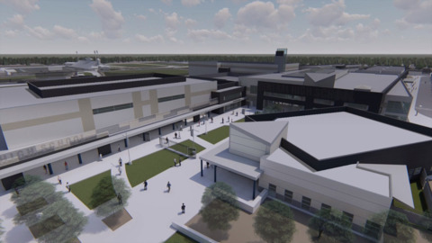 See Central Unified's new high school
