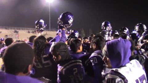 Top-seed Washington Union rolls to 42-13 victory over North