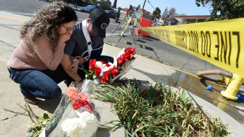 'Totally and utterly heartbroken. Rest in peace.' Fatal library tragedy shakes Porterville