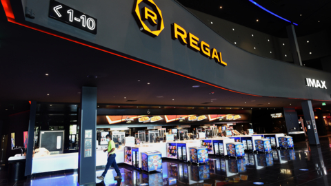 Take a look inside the renovated Regal Cinemas at River Park in Fresno
