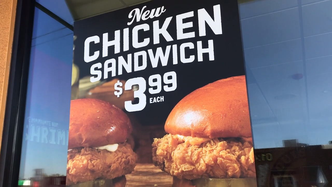 The chicken sandwich wars of Twitter have hit Fresno. Here's why some restaurants sold out