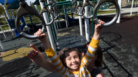 California parks and playgrounds can reopen, with some COVID-19 restrictions