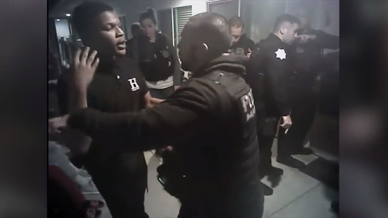 Excessive force? Teen shown being punched by officer now suing Fresno police