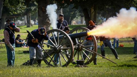 Fresno County Civil War reenactment getting a facelift but not until 2021. Here's why