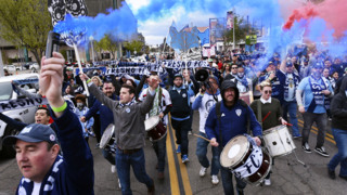 Fans of all ages welcome Fresno FC for its first game in downtown Fresno