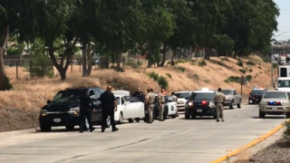 Arrest made after gun battle on Fresno highways