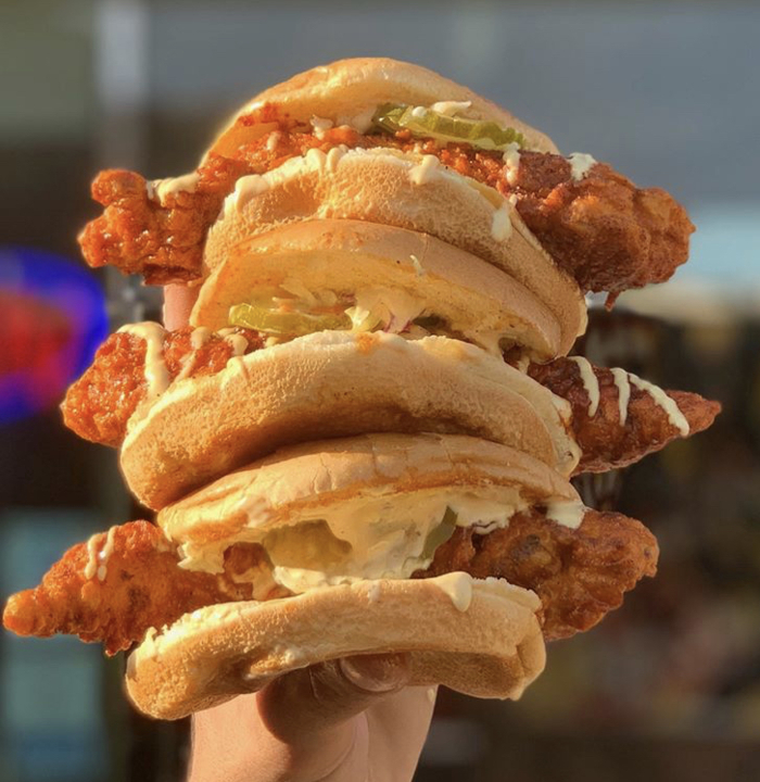 Can your tongue take it? Fresno restaurant's chicken is so spicy, a waiver's involved