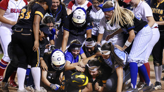 City beats County 8-7 in all-star softball
