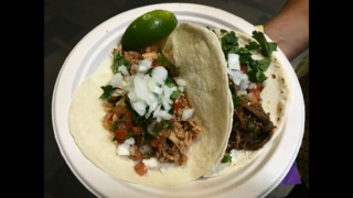 Tiny taco truck Runway Tacos debuts at airport