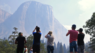 Excitement mounts as Yosemite Valley reopens to the public Tuesday