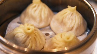 These delicate dumplings are made by hand every day