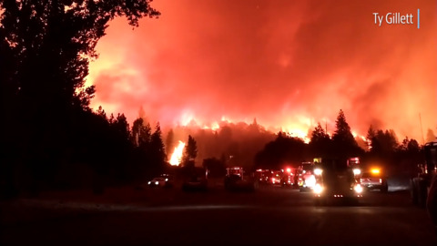 Cressman's owner to rebuild historic store near Shaver Lake. He saw Creek Fire destroy it