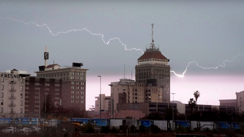 More wet weather is on the way. Will the Fresno area see more severe thunderstorms?