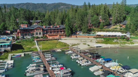 Korean immigrant and his family find success with The Pines Resort on Bass Lake despite tough year