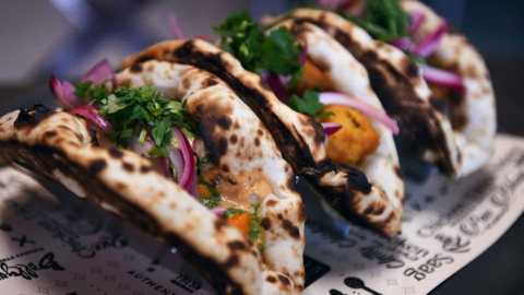 This new Fresno restaurant serves Indian street food, 'naughty naan' and tacos