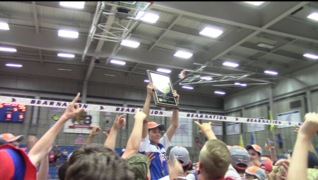 Buchanan High boys volleyball wins its fifth straight section title