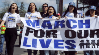 March For Our Lives rally draws thousands in Fresno, condemns nation's 'gun culture'