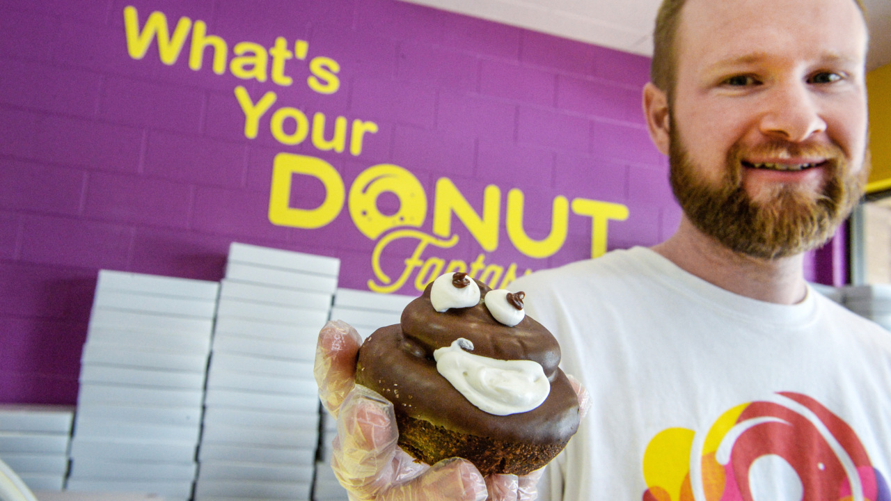 Looking for National Donut Day freebies or deals? How about a poop emoji treat?