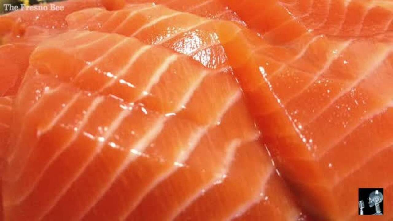 Tapeworm   Fresno patient gets 5-foot parasite from salmon sushi