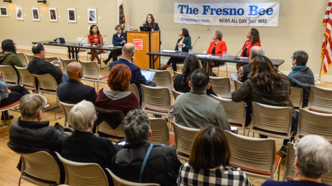 'You have to do 110%' Women talk about challenges facing female candidates in Fresno County
